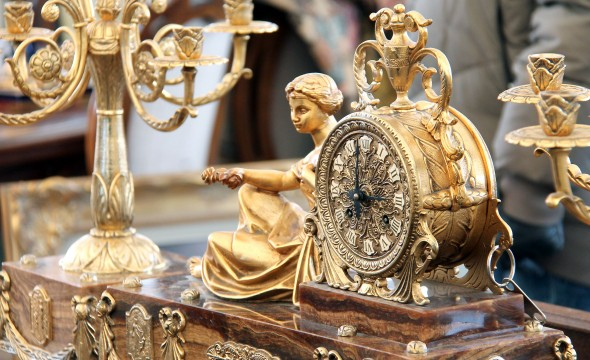 "International flea market ""IN A CIRCLE OF TIME"""